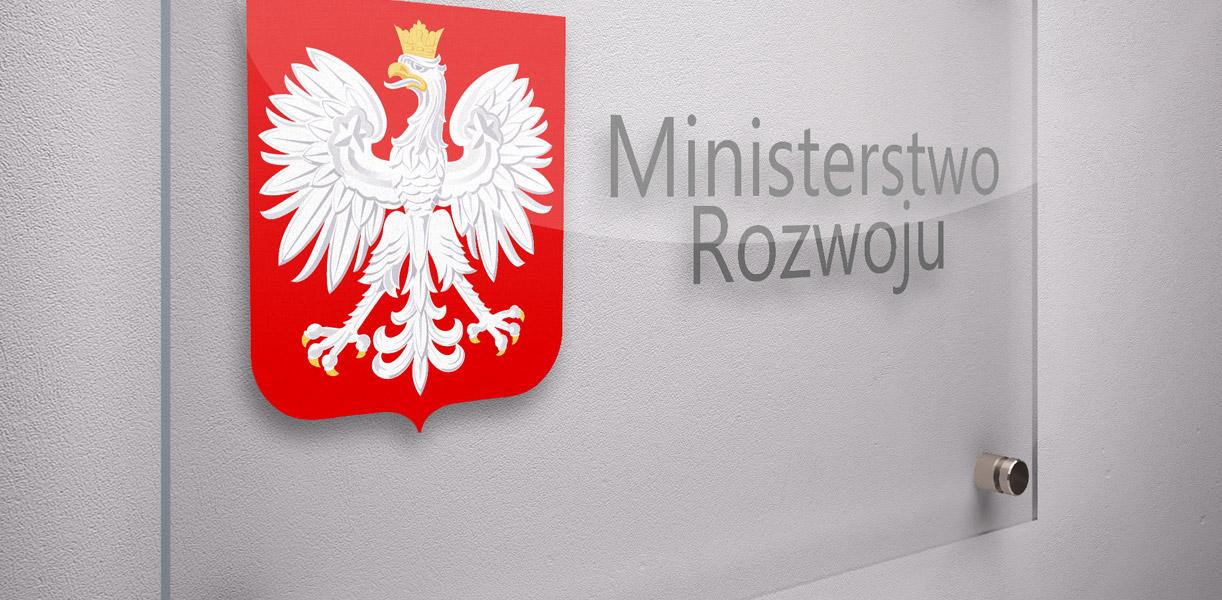 Ministerstwo Rozwoju – propozycja zmian zasad lokalizacji farm wiatrowych